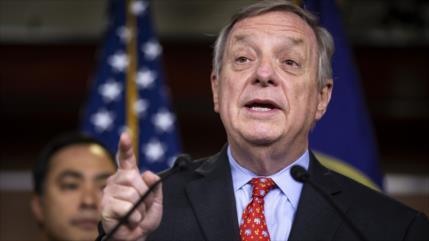 Senador de EEUU pide expulsión de embajador saudí por Khashoggi