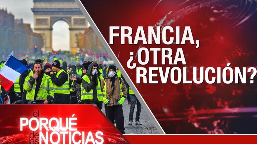 El Porqué de las Noticias: Diálogos de paz sobre Yemen. Protestas en Francia. Caso Brexit