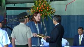 EEUU prioriza su respaldo militar al Gobierno de Honduras