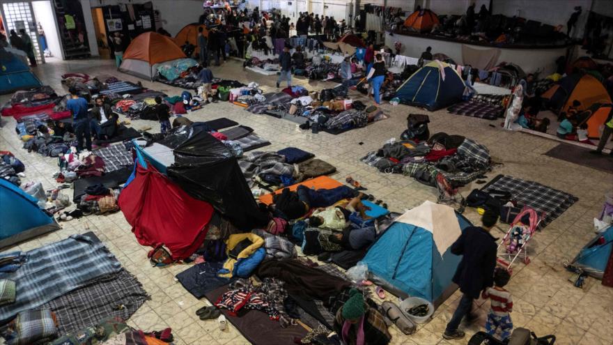 INM: más de 9000 migrantes centroamericanos llegaron a México