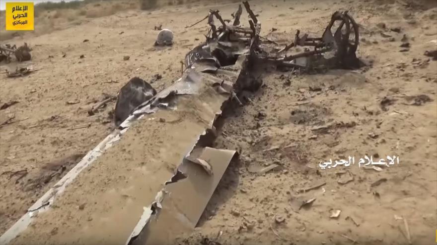 Ejército de Yemen derriba un dron espía saudí en Al-Hudayda
