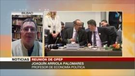 """Arriola: Decisión de la OPEP envía un mensaje """"profundo"""" a EEUU"""
