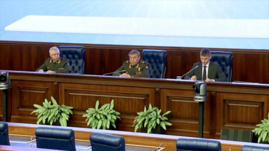 Aumentan tensiones entre EEUU y Rusia