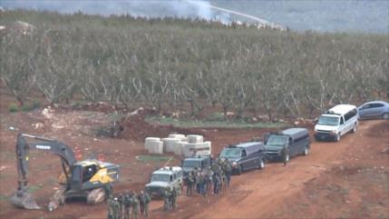 """Israel lanza operación """"Escudo del Norte"""" al sur de El Líbano"""