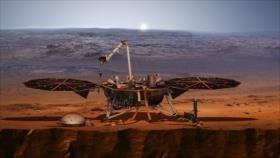 Escuchen al cielo; NASA difunde el sonido del viento en Marte