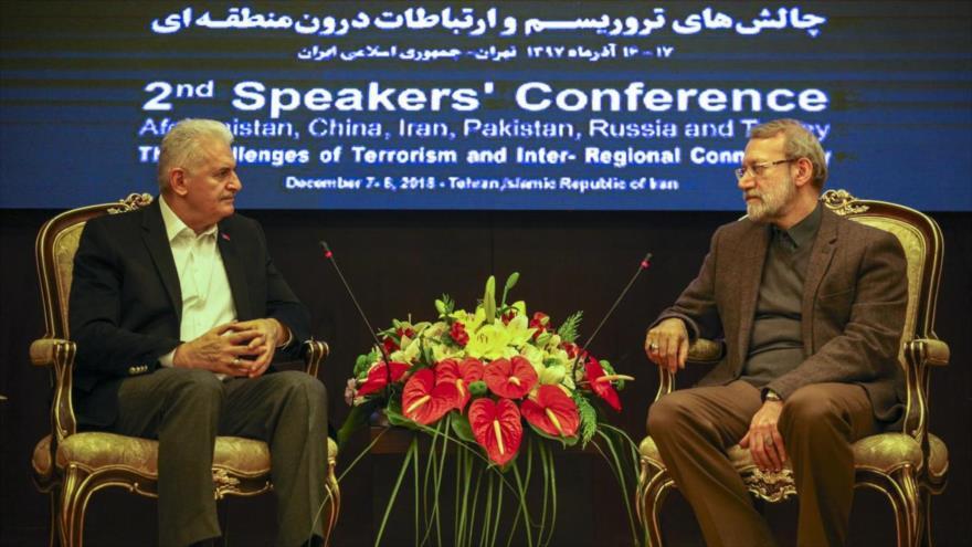 Irán: Comportamiento de EEUU causa desorden y disturbio a nivel global