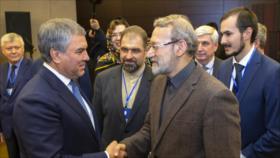 """""""Irán y Rusia se han unido contra las sanciones de EEUU"""""""