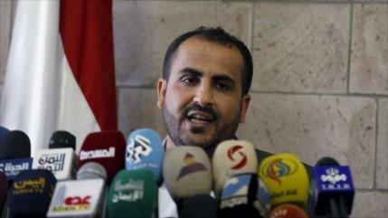 Ansarolá pide el fin del bloqueo saudí contra puerto de Al-Hudayda