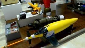 Irán aumenta su poder defensivo fabricando armas avanzadas