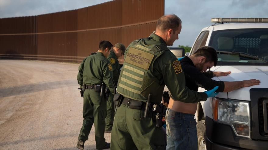 Trump bate récord en la detención de migrantes