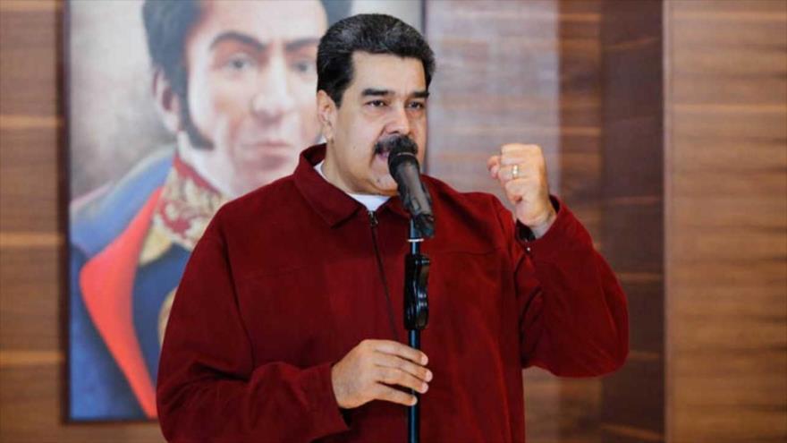 Maduro: Venezuela concluye un exitoso año en geopolítica mundial