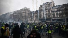 """Turquía sigue con """"preocupación"""" las protestas en Francia"""