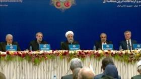 6 países asiáticos destacan en Teherán el papel de la paz