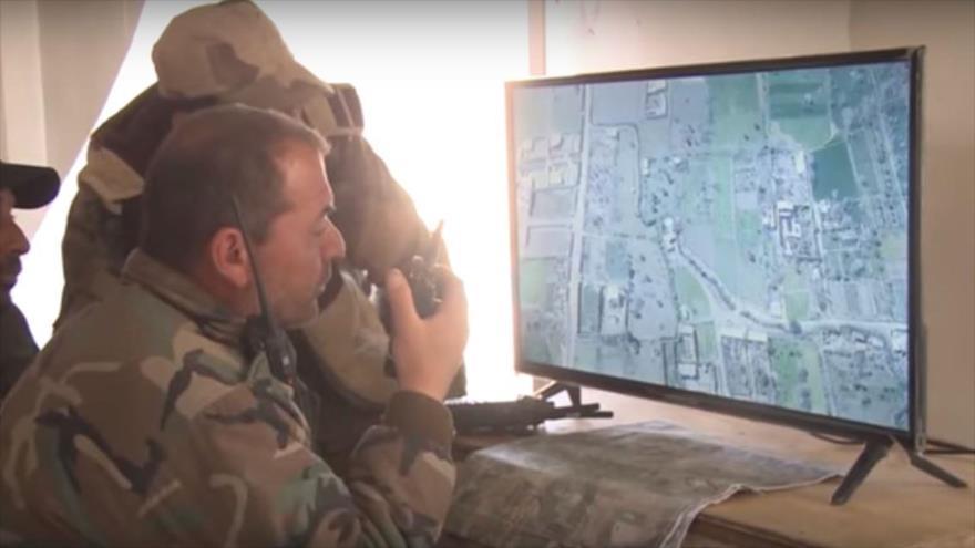 Ejército sirio ataca con drones armados a milicias pro-Turquía en Hama