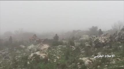Hezbolá filma a israelíes colocando dispositivos de espionaje