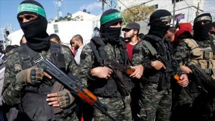 HAMAS promete continuar su lucha armada contra régimen de Israel