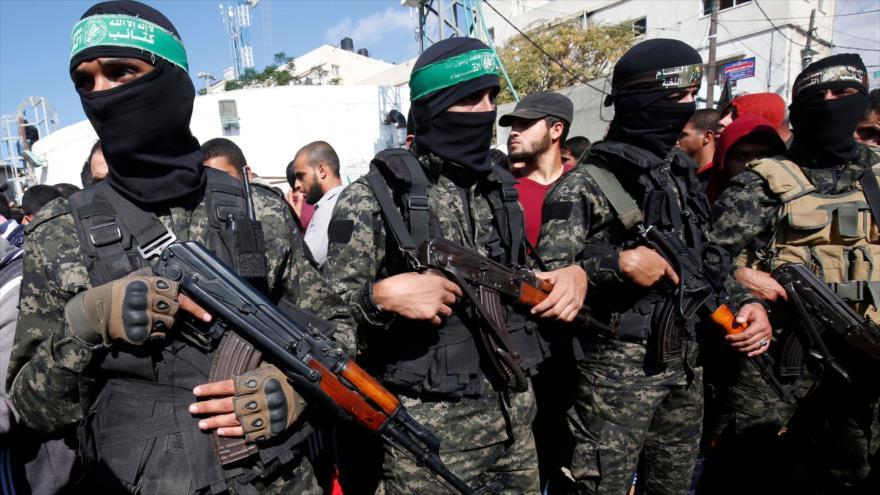 HAMAS promete continuar su lucha armada contra el régimen de Israel