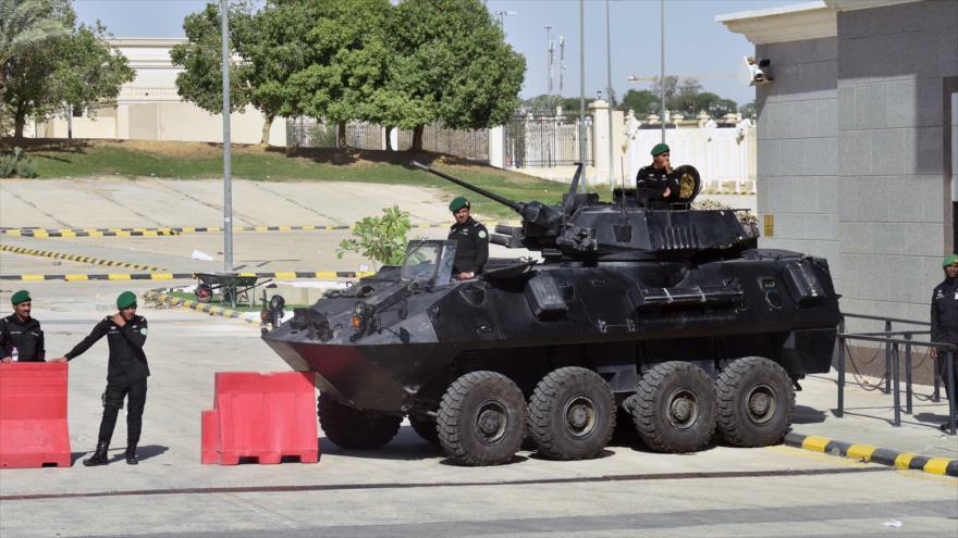 Fuerte protección en Arabia Saudí por la cumbre del CCG