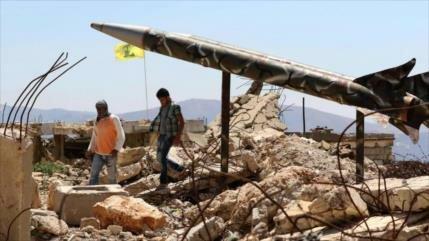 Hezbolá advierte que sus misiles alcanzarán incluso Tel Aviv