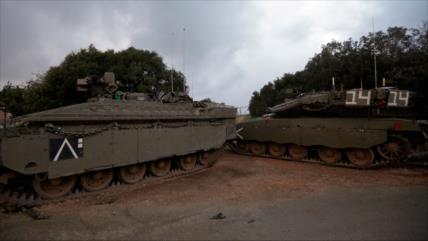 Se burlan de robo de armas de Israel cerca de El Líbano