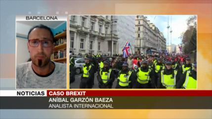 Garzón: Un segundo referendo sobre Brexit es una traición