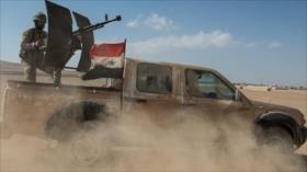 Ejército sirio ataca a terroristas de Daesh cerca de Al-Tanf
