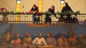 Dulce Navidad en Irán: Cristianos armenios decoran sus iglesias