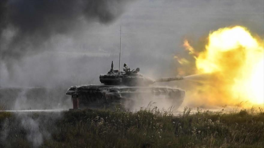 Rusia tiene ventaja en el campo militar terrestre ante Occidente | HISPANTV