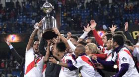 River gana a Boca y conquista la Copa Libertadores de América