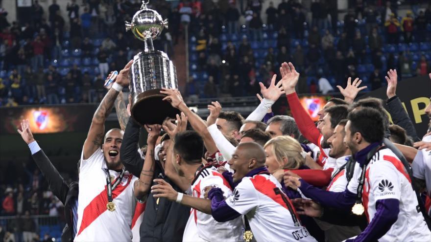 River gana a Boca y conquista la Copa Libertadores de América | HISPANTV