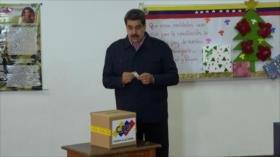 Total normalidad en las elecciones municipales en Venezuela