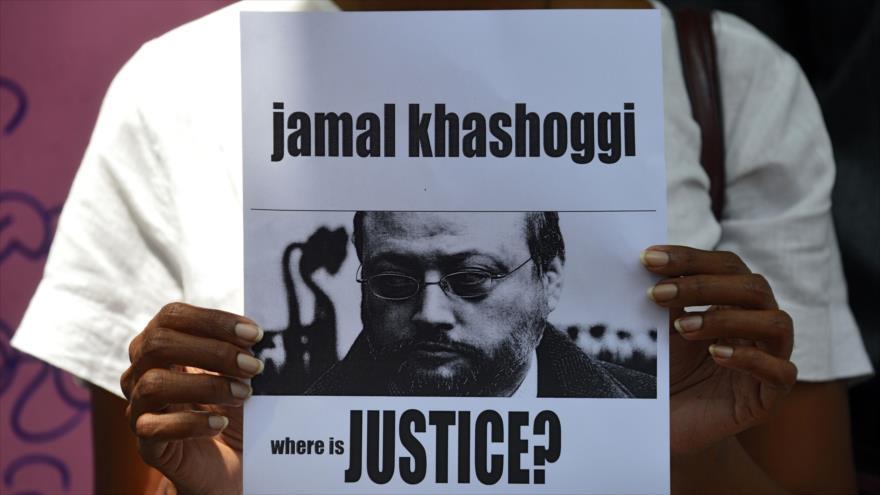 Audio revela sonidos del cuerpo de Khashoggi al ser descuartizado
