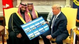 Riad, un régimen asesino. Caso Brexit. Tensión Venezuela-EEUU