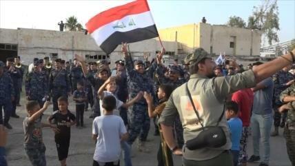 Se celebra el primer aniversario de la derrota de Daesh en Irak