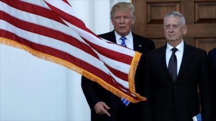 Trump aumenta gasto militar de EEUU por miedo a Rusia y China