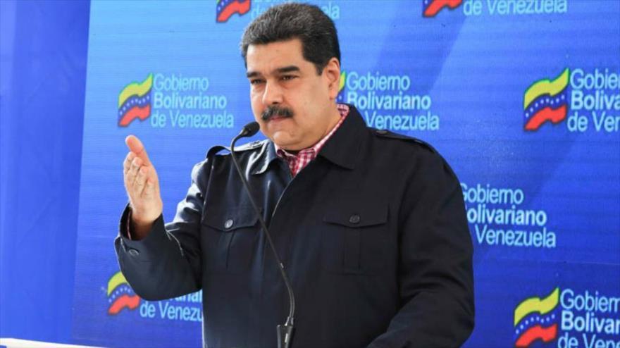 Maduro alerta de que EEUU ha urdido golpe de Estado en Venezuela