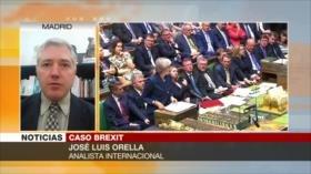 Luis Orella: Aprobación de Brexit es algo imposible