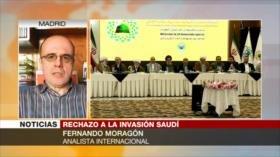 Moragón: Riad está estancado en Yemen como EEUU en Afganistán