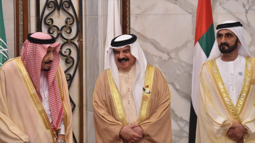 'Riad fracasó en alcanzar sus metas antiraníes en cumbre del CCG'