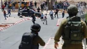Vídeo: Soldados israelíes matan a un discapacitado por la espalda