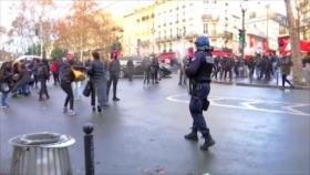 Venta de armas de España a Riad. Protestas en Francia. Caso Brexit
