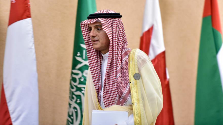 Canciller saudí informa de diálogos con EEUU para alianza árabe antiraní