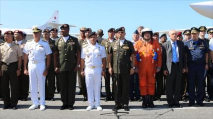 Caracas y Moscú celebrarán maniobras con bombarderos estratégicos