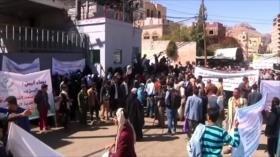 Manifestación en Yemen. Protestas en Francia. Caso Brexit