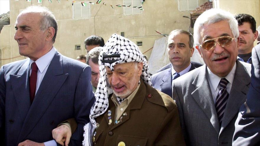 'Arabia Saudí dio el visto bueno al plan del asesinato de Yaser Arafat'