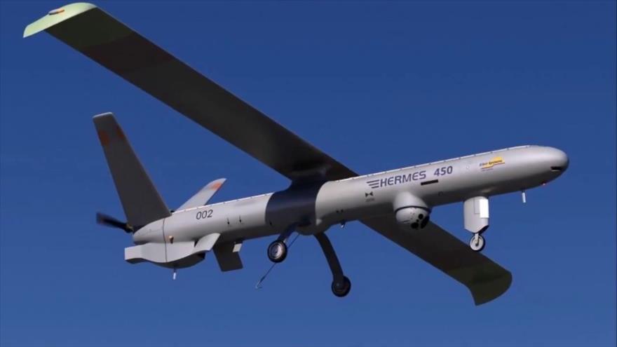 Estado árabe del Golfo Pérsico encargó a Israel drones de asalto