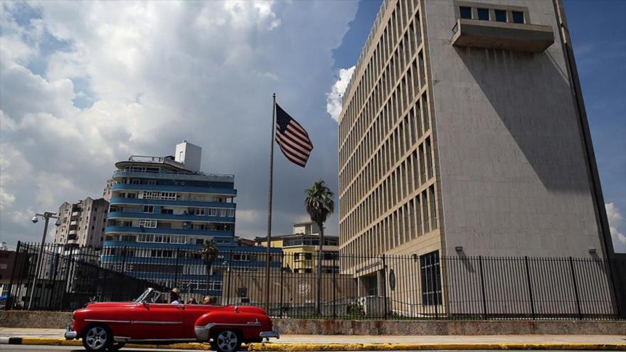Embajada de Estados Unidos en la Habana (Cuba).