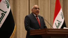 Abdul-Mahdi asegura que Irak no volverá a ser feudo de terroristas