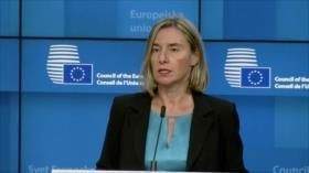 La UE se esfuerza para cumplir su parte del acuerdo nuclear