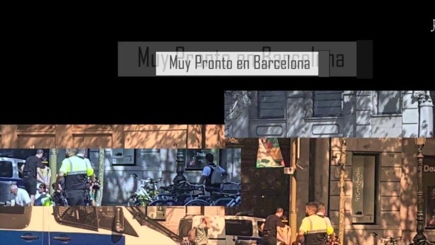 Daesh amenaza nuevamente a Barcelona: objetivos están designados